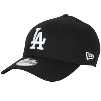 Accessoarer Keps New-Era LEAGUE ESSENTIAL 9FORTY LOS ANGELES DODGERS Svart / Vit