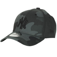Accessoarer Keps New-Era LEAGUE ESSENTIAL 9FORTY NEW YORK YANKEES Kamouflage / Grå