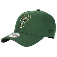 Accessoarer Keps New-Era NBA THE LEAGUE MILWAUKEE BUCKS Grön