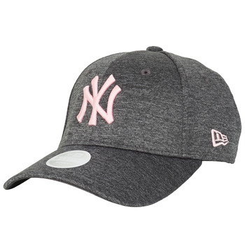 Accessoarer Dam Keps New-Era ESSENTIAL 9FORTY NEW YORK YANKEES Grå / Rosa
