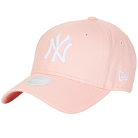 Accessoarer Dam Keps New-Era ESSENTIAL 9FORTY NEW YORK YANKEES Rosa