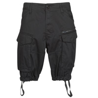 textil Herr Shorts / Bermudas G-Star Raw ROVIC ZIP RELAXED 12 Svart