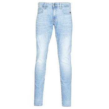 textil Herr Skinny Jeans G-Star Raw REVEND SKINNY Blå