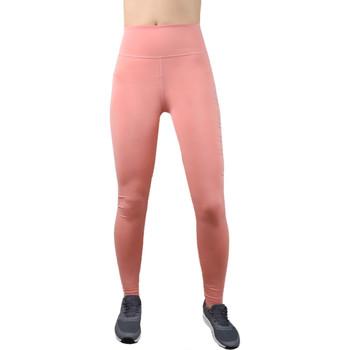 textil Dam Leggings Nike Swoosh Pink BV4767-606