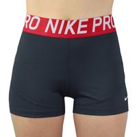 Underkläder  Dam Boxer & hipster Nike Pro 3in W Short Noir
