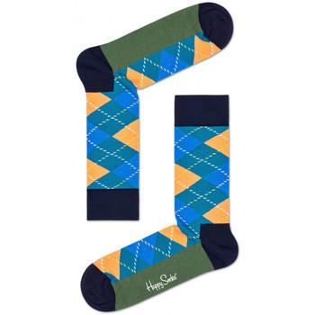 Accessoarer Strumpor Happy Socks Argyle sock Flerfärgad