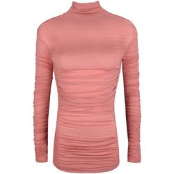 textil Dam Tröjor Pinko  Rosa