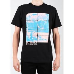 textil Herr T-shirts DC Shoes DC EDYZT03746-KVJ0 black
