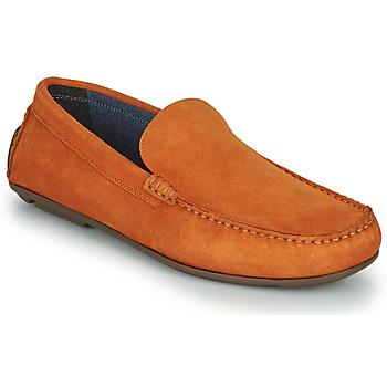 Skor Herr Loafers André BIOUTY Orange