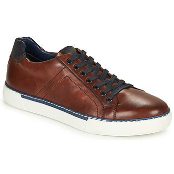 Skor Herr Sneakers André SHANN Brun