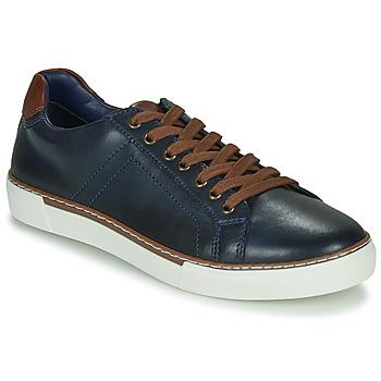 Skor Herr Sneakers André SHANN Marin