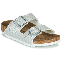Skor Flickor Tofflor Birkenstock ARIZONA Cosmic / Vit