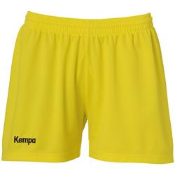 textil Dam Shorts / Bermudas Kempa Short femme  Classic jaune citron
