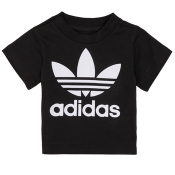 textil Barn T-shirts adidas Originals MARGOT Svart