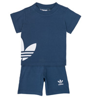 textil Pojkar Set adidas Originals CYLIA Blå