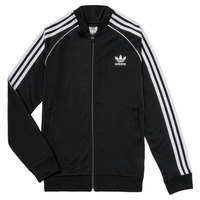 textil Barn Sweatjackets adidas Originals LYAM Svart