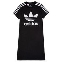 textil Flickor Korta klänningar adidas Originals SALOME Svart