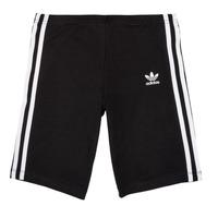 textil Flickor Shorts / Bermudas adidas Originals EDDY Svart