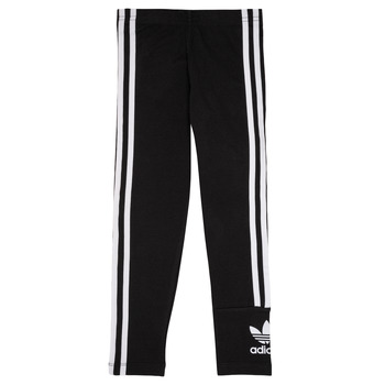 textil Flickor Leggings adidas Originals MIKADI Svart