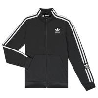 textil Pojkar Sweatjackets adidas Originals MARIEME Svart