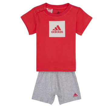 textil Flickor Set adidas Performance MELISA Rosa