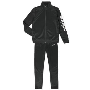 textil Pojkar Sportoverall adidas Performance GOMEZ Svart