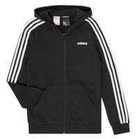 textil Flickor Sweatshirts adidas Performance GOMELLO Svart