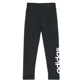 textil Flickor Leggings adidas Performance GIEOLLO Svart
