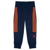 textil Pojkar Joggingbyxor adidas Performance PERIOLRI Marin