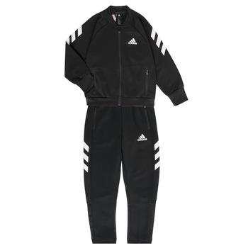 textil Pojkar Sportoverall adidas Performance MARKEL Svart