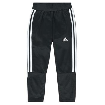 textil Pojkar Joggingbyxor adidas Performance DANIELA Svart