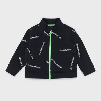 textil Pojkar Sweatshirts Emporio Armani Augustin Svart