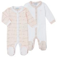 textil Flickor Pyjamas/nattlinne Emporio Armani Alec Rosa