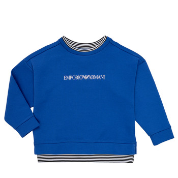 textil Pojkar Sweatshirts Emporio Armani Aurèle Blå