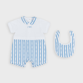 textil Pojkar Uniform Emporio Armani Adam Blå