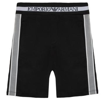 textil Pojkar Shorts / Bermudas Emporio Armani Aubert Svart