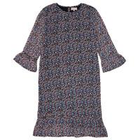 textil Flickor Korta klänningar Only KONJULIA Marin