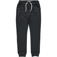 textil Pojkar Joggingbyxor Name it NKMHONK Svart