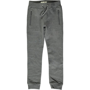textil Pojkar Joggingbyxor Name it NKMHONK Grå