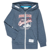 textil Pojkar Sweatshirts Name it NKMTFORIDPUR Marin