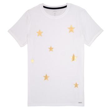 textil Flickor T-shirts Name it NKFBONITA Rosa