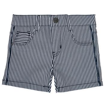 textil Pojkar Shorts / Bermudas Name it NKFSALLI Marin