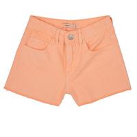 textil Flickor Shorts / Bermudas Name it NKFRANDI Rosa