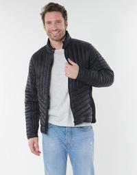 textil Herr Vindjackor Schott HAMILTON19 Svart