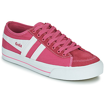 Skor Dam Sneakers Gola QUOTA II Rosa / Vit