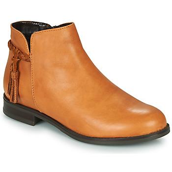 Skor Dam Boots André MILOU Kamel