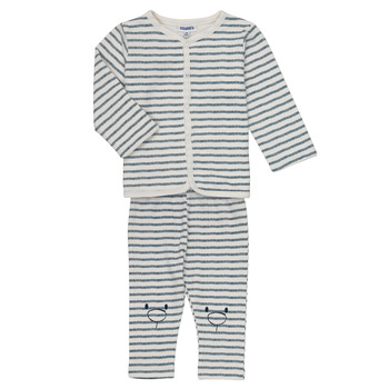 textil Pojkar Set Noukie's KAIS Vit