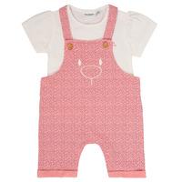 textil Flickor Set Noukie's MINO Rosa