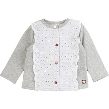 textil Flickor Koftor / Cardigans / Västar Carrément Beau ISA Grå