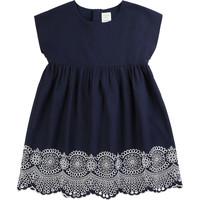 textil Flickor Korta klänningar Carrément Beau LISE Blå